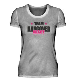 Team Hangover Braut
