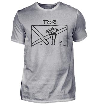 Torwart Hammer Nägel - Tor zu nageln