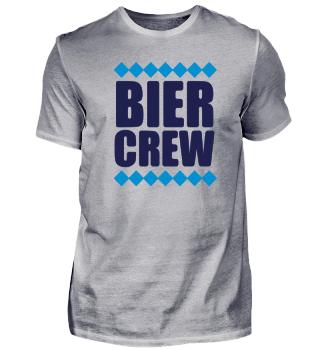 Bier crew - Oktoberfest - Wiesn - Wasn