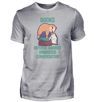 read books book sloth funny