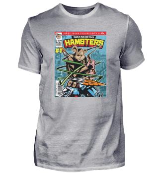 Hamster Superheld, Comicheft, Comics