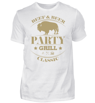 ☛ Partygrill - Classic - Beef #4G