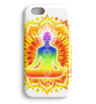 ♥ Yoga Lotus Chakra Meditation III case