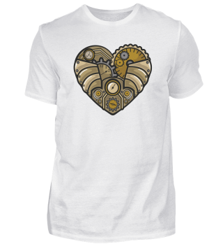 ☛ Steampunk Heart #20.1