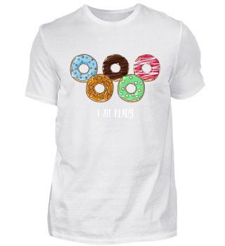 Donut Games: I am ready