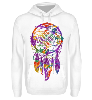 ♥ Dreamcatcher Flower Of Life Turtle III