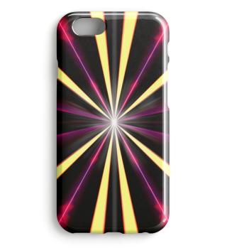 Sunburst Smartphone Muster 0151