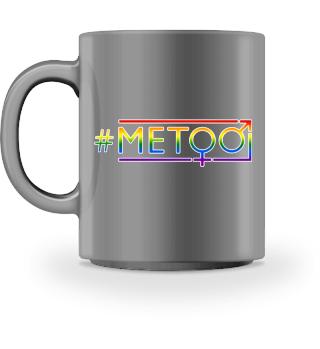 hashtag metoo - gender symbols - lgbt