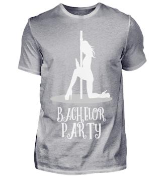 Bachelor Party Junggesellenabschieds Tee