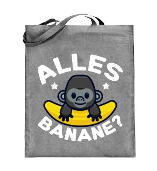 ☛ ALLES BANANE #1W