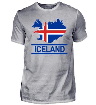 ICELAND ISLAND FUSSBALL