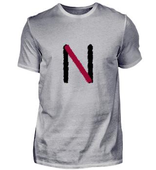 N black/red | Gift idea