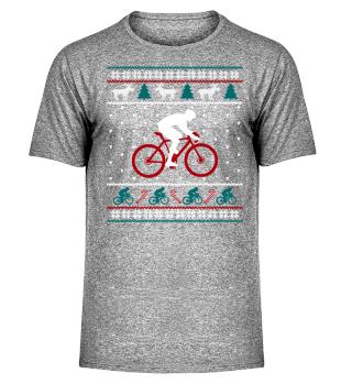 Bicycle Christmas Shirt