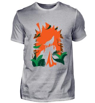 Dschungel Wolf