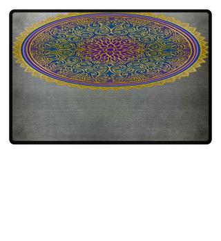 ♥ Vintage Ornament Mandala gold II