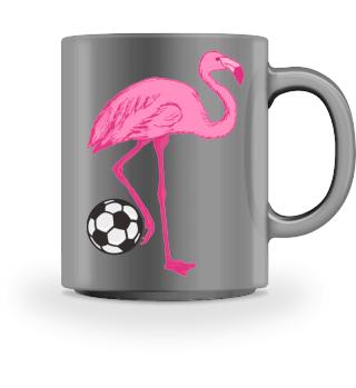 Play Soccer - Casual Kicking Flamingo 1