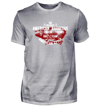 GRILL SHIRT · AMERICAN BBQ #4.2