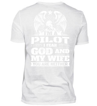 Pilot Gift Husband Funny Hubby Present
