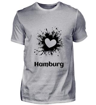Hamburg - Meine Stadt - Liebe