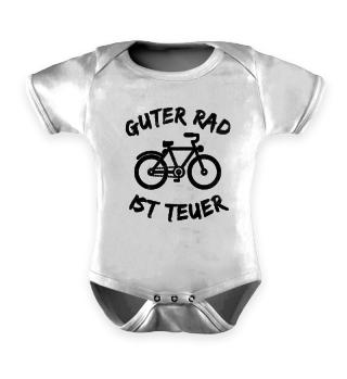 Guter Rad Ist Teuer Fahrrad T-Shirt