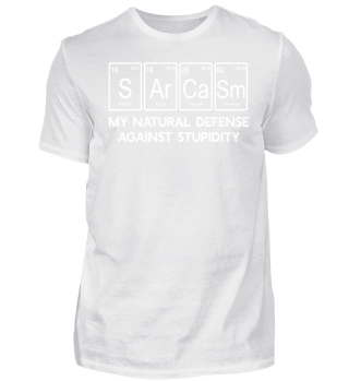Sarcasm Chemical Elements
