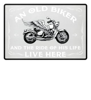 An old Biker and the ride of his life 2