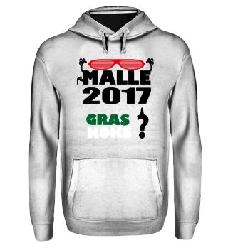 MALLE 2017 | GRAS KOKS JGA SONNENBRILLE