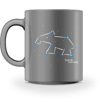 Tapir Sternzeichen Zodiac Geschenk