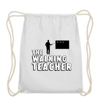 The Walking Teacher Gift idea School
