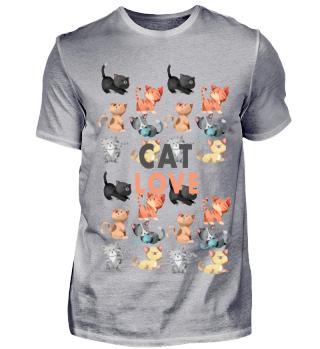 Cat Love | Katzen Liebe | Tiere | Cat