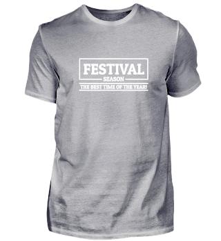 Festival Saison Saufen Festival Shirt