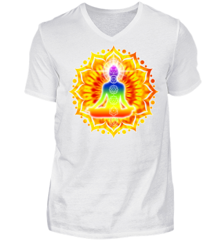 ♥ Yoga Lotus Chakra Meditation III