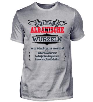 Albanien - Ich habe albanische Wurzeln Shirt