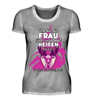Jäger Frau