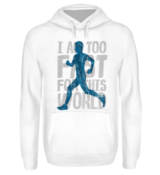 too for this world Laufen rennen joggen