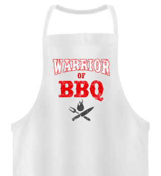 WARRIOR OF BBQ - KRIEGER DES GRILLS