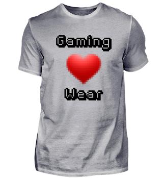 Gaming Heart Wear