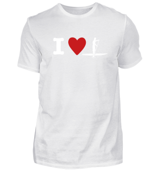 I love Stand Up Paddling T-shirt