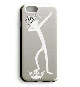 Dabbing Stick Figure - FOOL Crown IIa