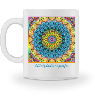 ♥ Mandala - Wisdom Little By Little
