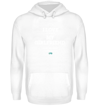 Gamer Shirt-Love it