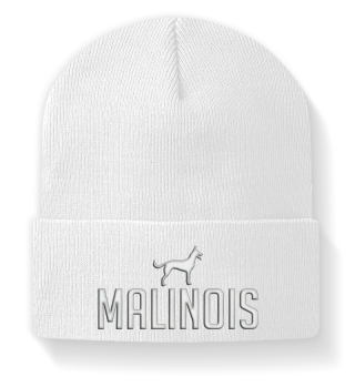 Mütze MALINOIS Hund