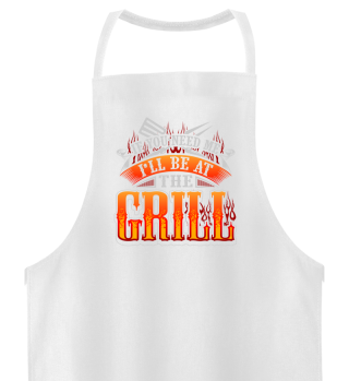 Barbecue Grill BBQ Chef Funny Gift