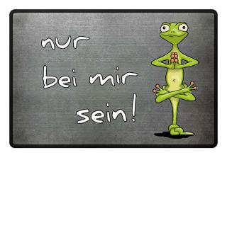 Yoga Matte Gecko