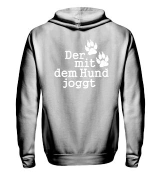 Der Mit Dem Hund Joggt 2
