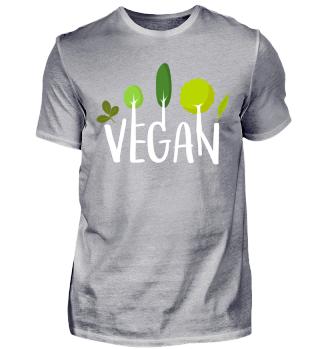 Veganer Vegan Shirt