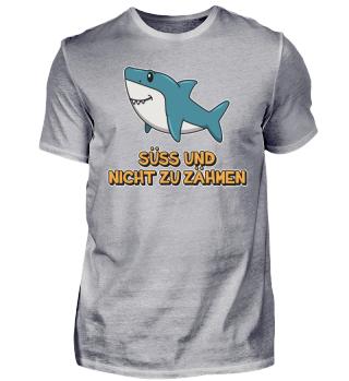 Süss und nicht zu zähmen ➢ Kinder Hai