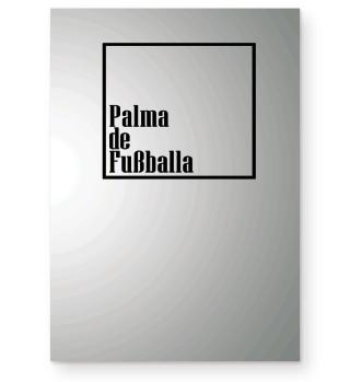 Palma de Fußballer Malle Mannschaft