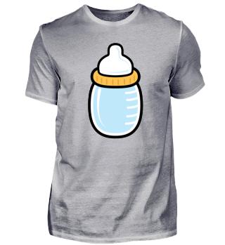 Mother's Love Baby Bottle Milk Cute Gift