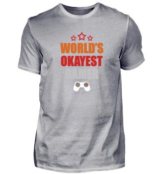 World's okayest gamer